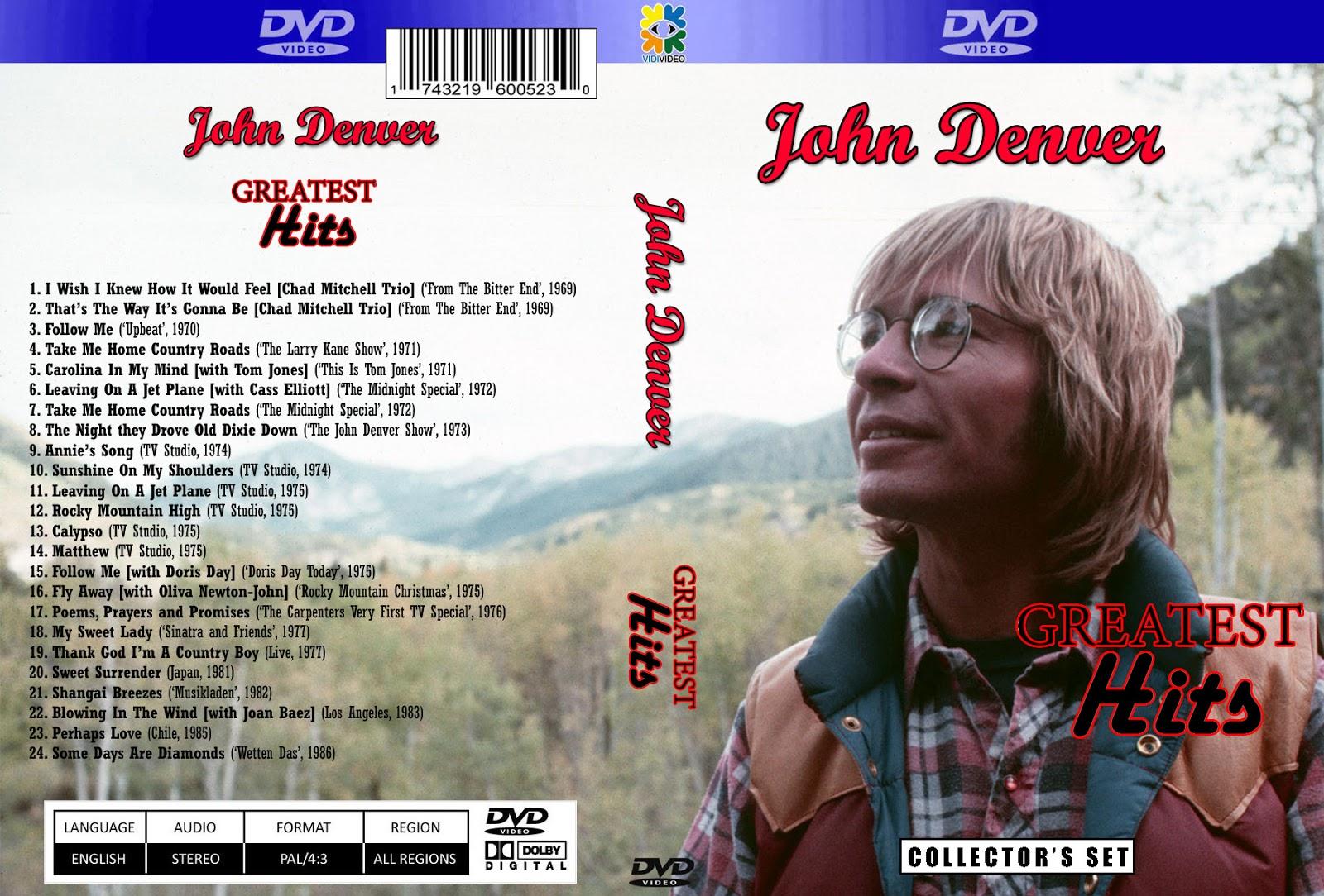 John Denver Dvd — Gdg Devfest Omsk