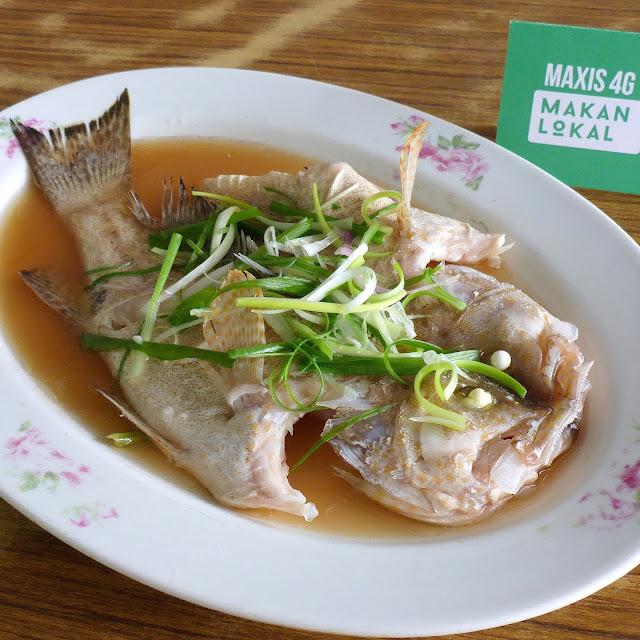 MAXIS4GMakanLokal-Johor-Food-TrailJohor-Kaki