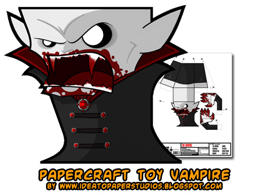 vampire paper draft 4 As with every skill, talent, and expertise, the more you do it, the better you'll be at it yes, the old saying is indeed true: practice makes perfect.