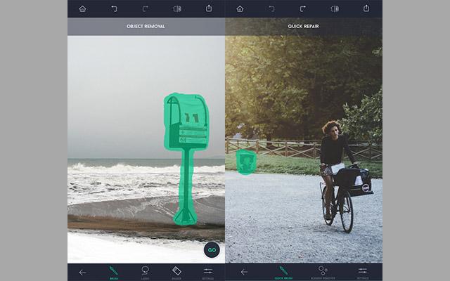 تطبيق رائع لإزالة أي شيء من الصورة عن طريق استخدام هاتفك الذكي