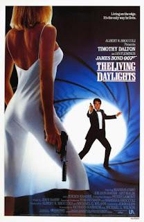 007: Alta tensión (1987) Accion con Timothy Dalton