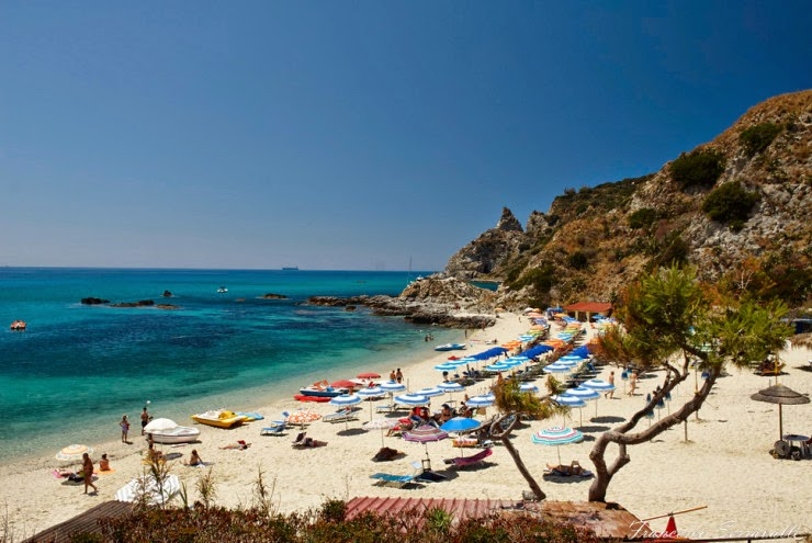 4. Capo Vaticano - Top 10 Italian Coastal Sites