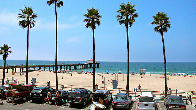 Movimentação de turistas no mês de agosto em Los Angeles