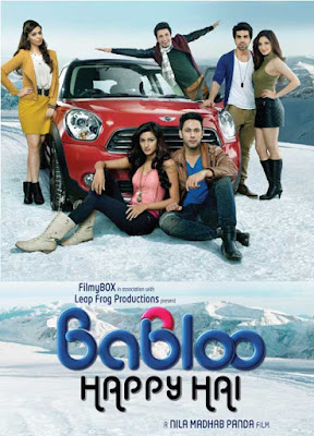 Babloo Happy Hai 2014 Hindi WEB-DL 480p 170Mb HEVC x265