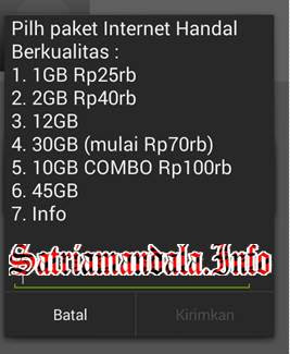 Paket Data Murah Telkomsel Akses *363*9#