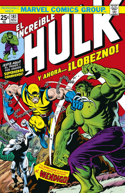 "Reseña de ""Marvel Facsímil. The Incredible Hulk 181"" de Len Wein y Herb Trimpe - Panini Comics"