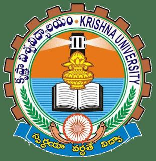 Manabadi Krishna University Degree Hall Tickets 2018, Krishna University Degree Hall Tickets 2018