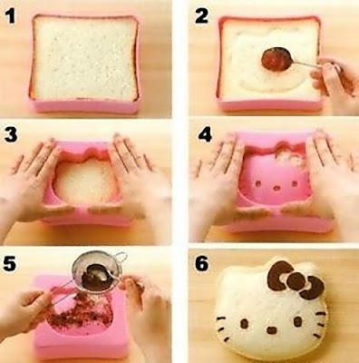 Creative Sandwich Cutters and Unusual Sandwich Marker Design (15) 14