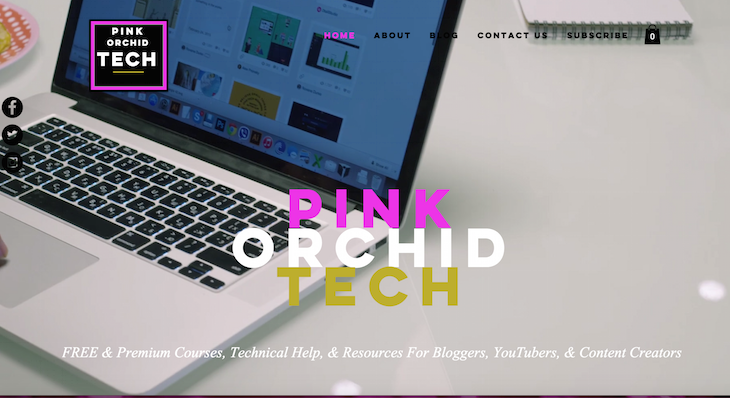 PinkOrchidTech-Cover