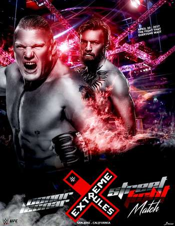 WWE Extreme Rules 4th June 2017 Full Episode Download