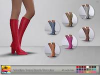 Madlen Vera Boots Recolor