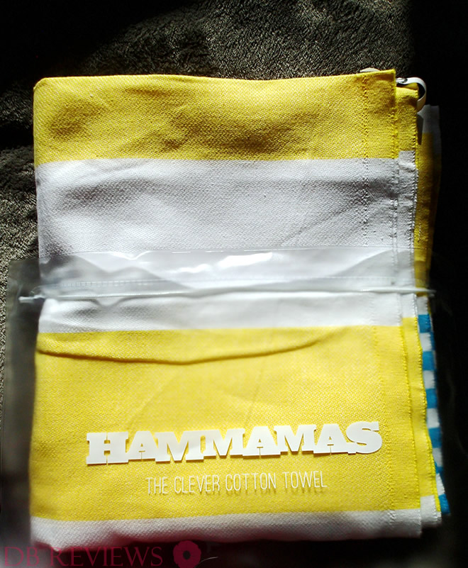 Hammamas  Cotton, Super-Absorbent and Quick Drying Towels