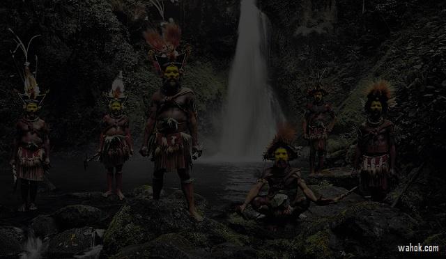 Fakta Suku Amungme Papua Sebagai Tamu Di Negeri Sendiri