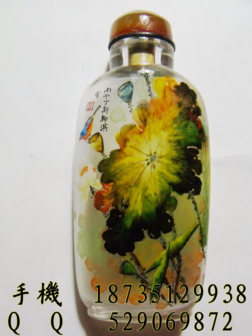 10-Liu Zhengyao-Snuff-Bottles-Painted-from-the-Neck-on-the-Inside-www-designstack-co