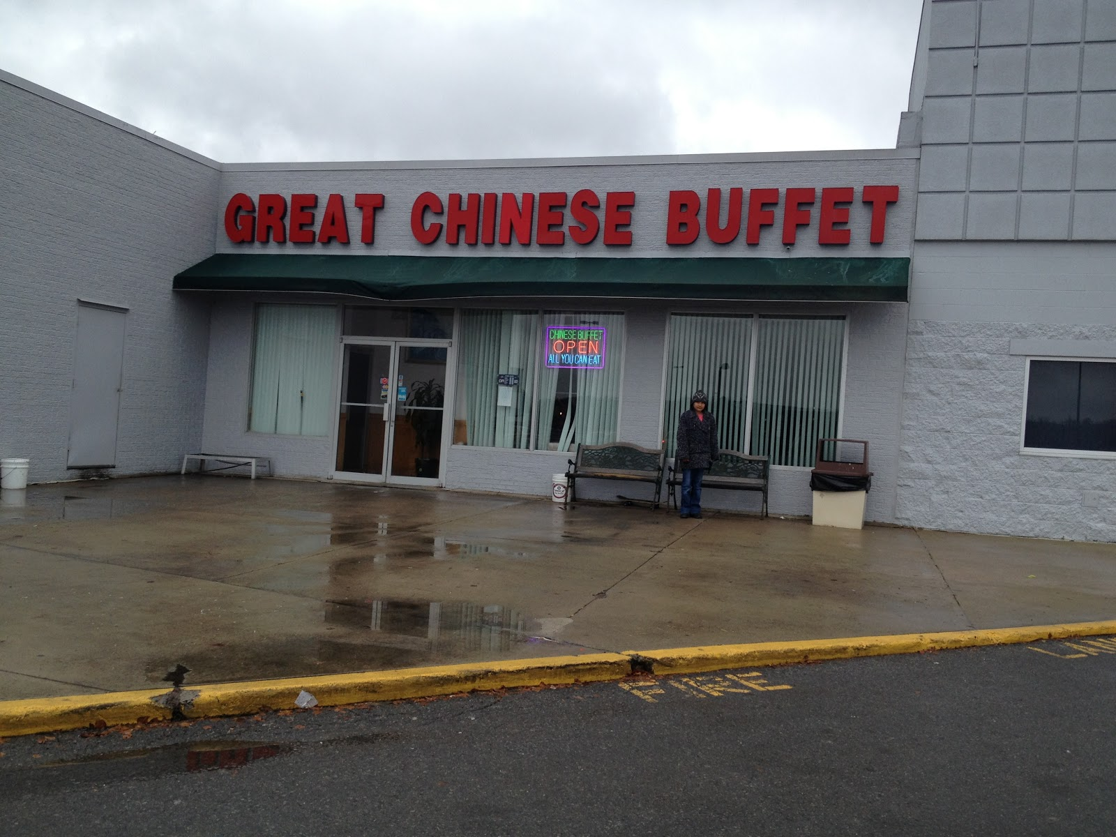 1 Super Buffet Was The Down In Town Place To Go For A Chinese Great Located At Mountaineer Mall 5000 Greenbag