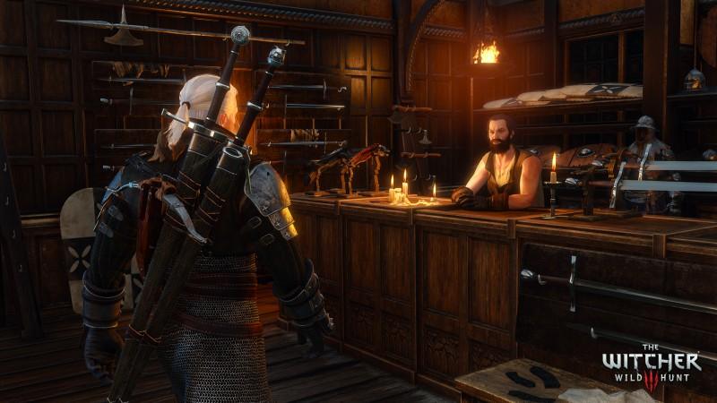 تحميل لعبة the witcher 3 للكمبيوتر
