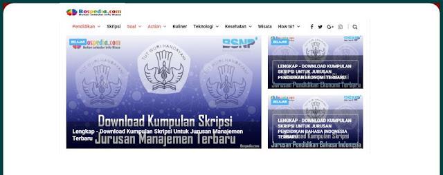 Belajar Bisa Jadi Lebih Mudah Bersama Website Bospedia