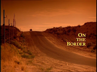 On the Border title