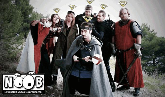 La guilde Noob : web série