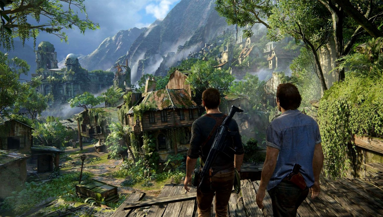 Uncharted Games Hd Wallpaper Wallpapers Galery