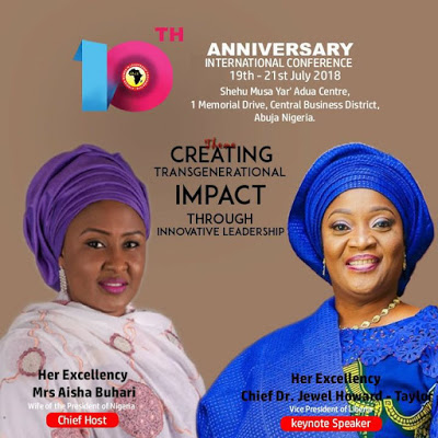 African Women In Leadership Organisation (AWLO) To Mark 10th Anniversary With Abuja Conference