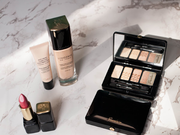 Beauty: Guerlain cosmetics F/W16 review