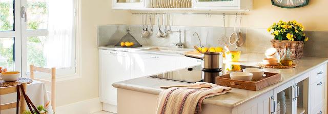 QSN: mantener limpia y ordenada la cocina