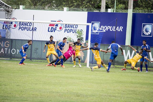 Bryan Jiménez anota gol da triunfo a Atlántico FC