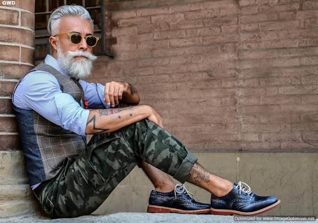 Beard Guy Fashion