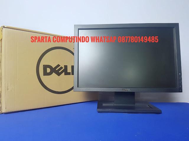"""Jual Monitor Dell Tipe E1709W - LCD monitor - 17""""widescreun Black Series"""
