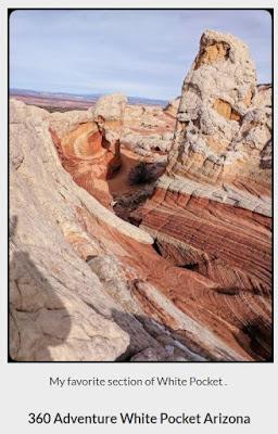White Pocket Utah Arizona