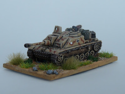 2nd place: Stug III, by BH62 - wins £10 Pendraken credit!