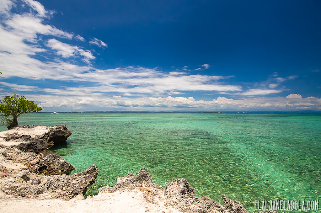 Island Hopping and Snorkeling at Mactan