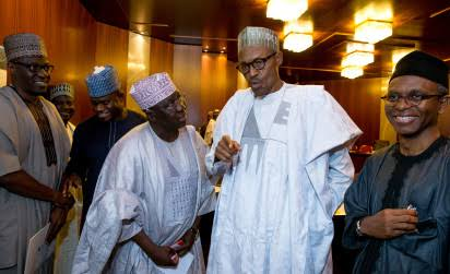 Weakest Politicians Have Left APC - Buhari