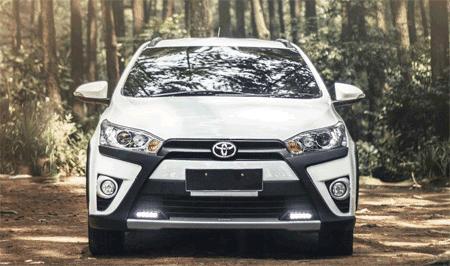 Toyota Yaris 2018 Terbaru