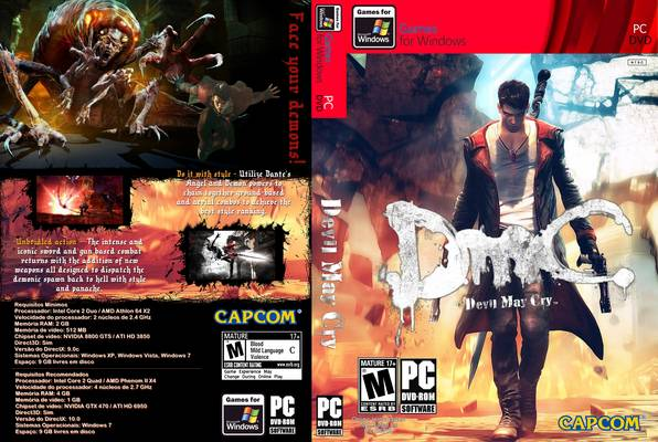 DmC Devil May Cry 5 PC Games Save File Free Download | Games Save