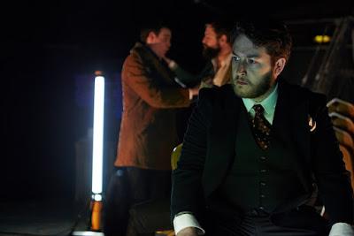 Cliff Zammit-Stevens, Andrew Tipple, Matthew Palmer - Pop-Up Opera 2016, Bellini's I Capuleti e I Montecchi - photo Richard Lakos