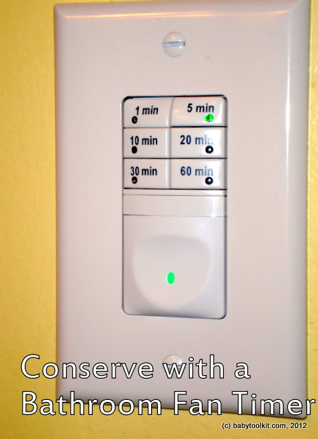 Baby Toolkit: Conserve Your Energy (and Your Home's) With