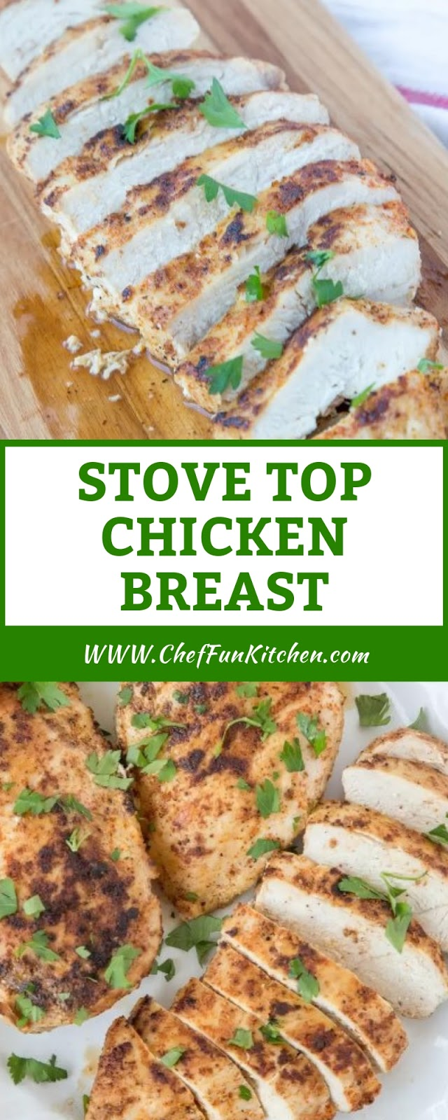 STOVE TOP CHICKEN BREAST