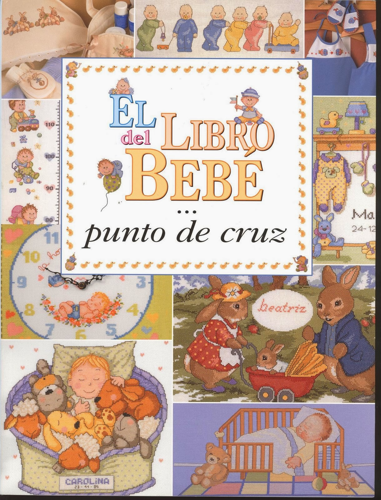 Punto de cruz bebes revistas de manualidades gratis for Revistas de decoracion gratis