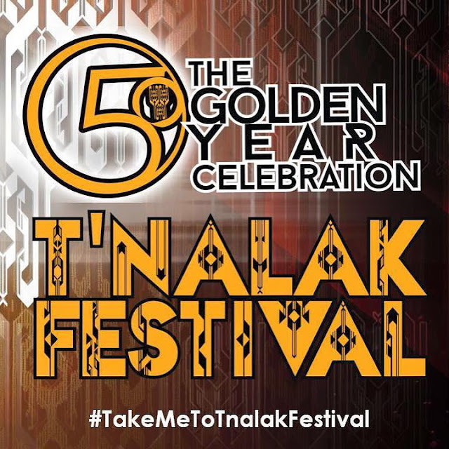 T'nalak Festival 2016, South Cotabato's Golden Year celebration