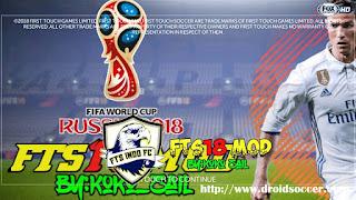 FTS 18 Mod by Kokozail