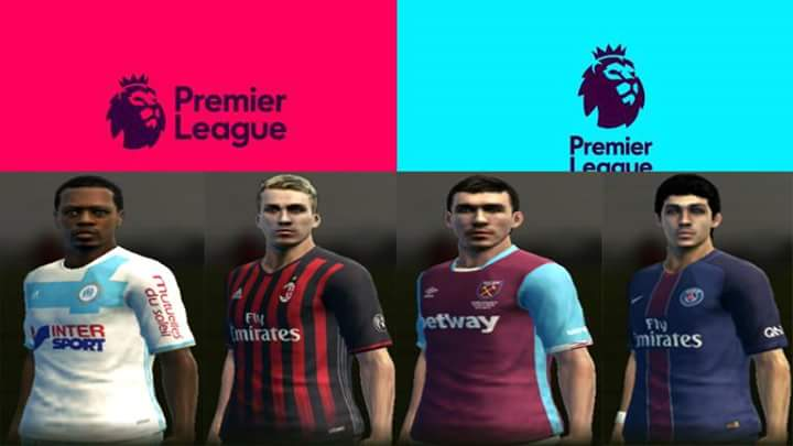 PES 2013 Option File Premier League + Update Transfer 29 Januari 2017 by Adil Tri Pamungkas
