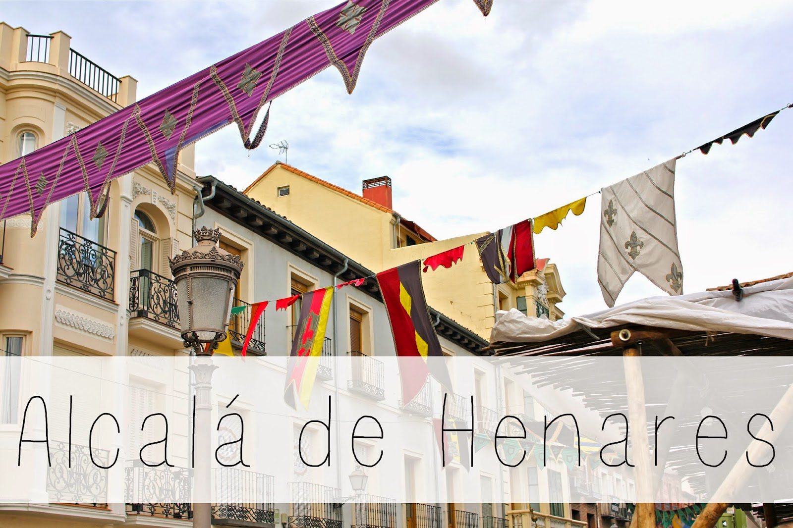 Alcalá de Henares: 5 best day trips from Madrid - all less than 2 hours away from the city center! | adelanteblog.com