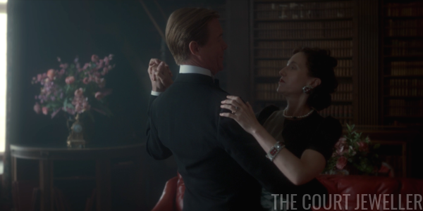 Jewels on Film: The Crown (Season 1, Episode 10)   The Court