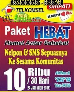Paket Hebat Telkomsel