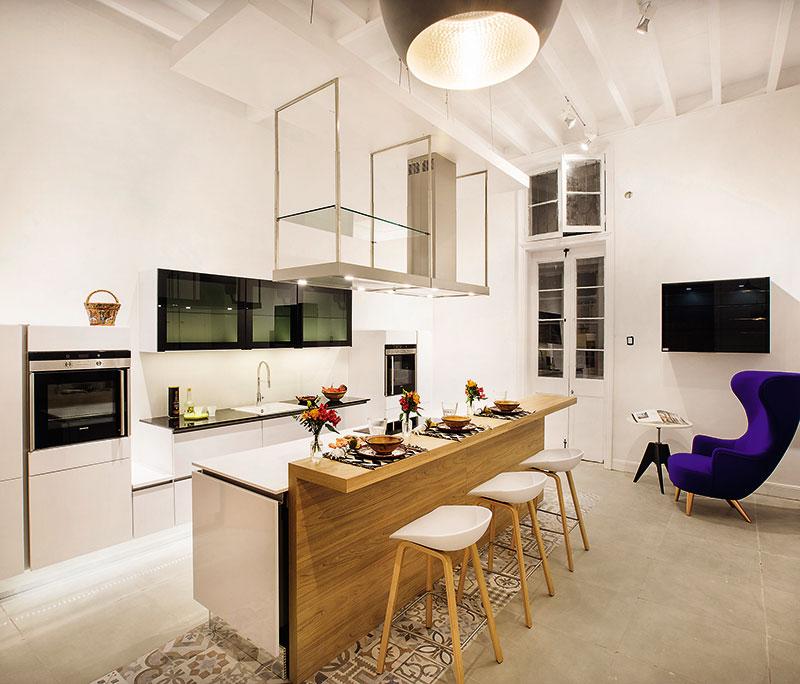 Construindo Minha Casa Clean 12 Cozinhas Americanas