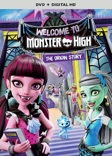Monster High: Welcome to Monster High [2016] [DVD5] [Latino]