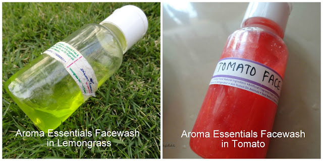 REVIEW: Aroma essential facewashes- 2 in 1 review image
