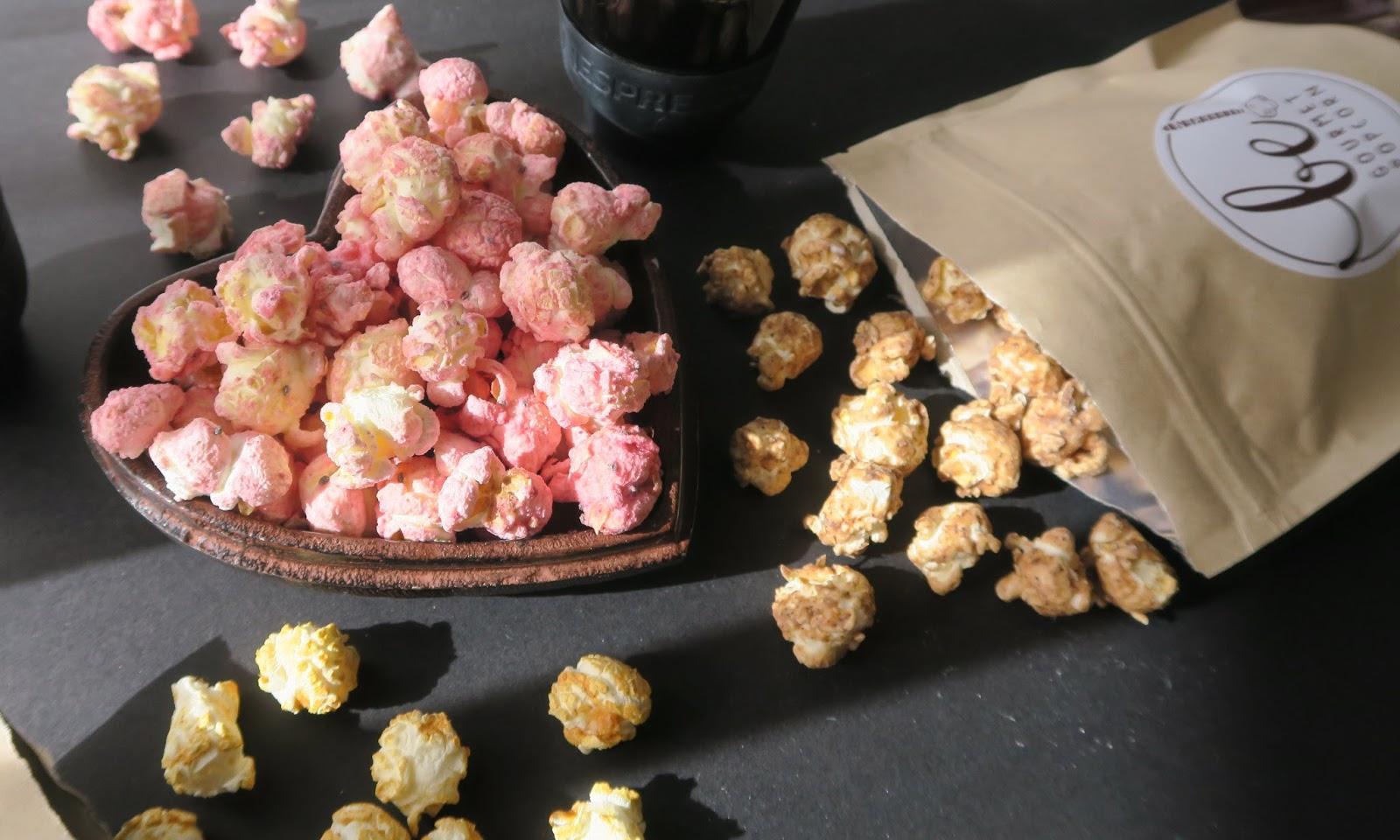 Foodstyling Swiss Popcorn